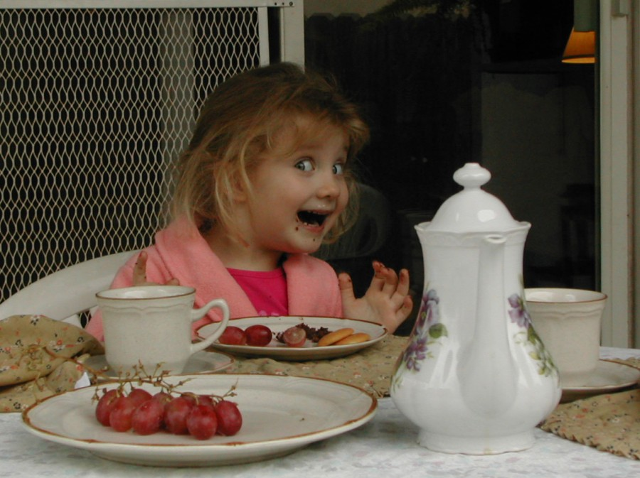 Tea Party Madness
