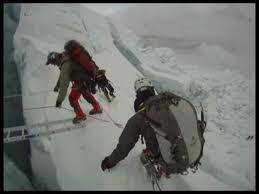 Mt. Everet Climbers