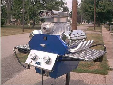 Hot Rod BBQ