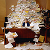 Paperwork Mountian