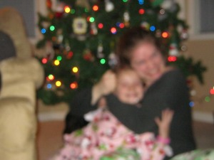 Blurry Christmas