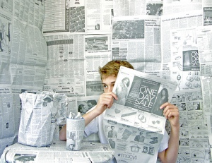 Surrounded By News