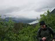 Hiking Mount Roberts