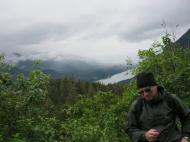 Hiking Mount Roberts