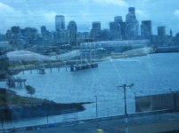 Seattle From Airport Bus
